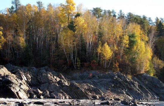 Chutes Provincial Park in Ontario.