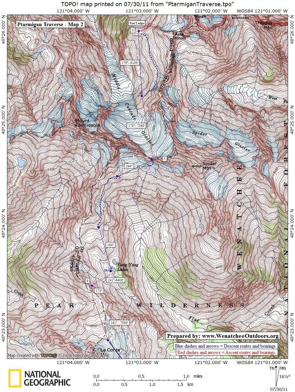 Ptarmigan--Map2