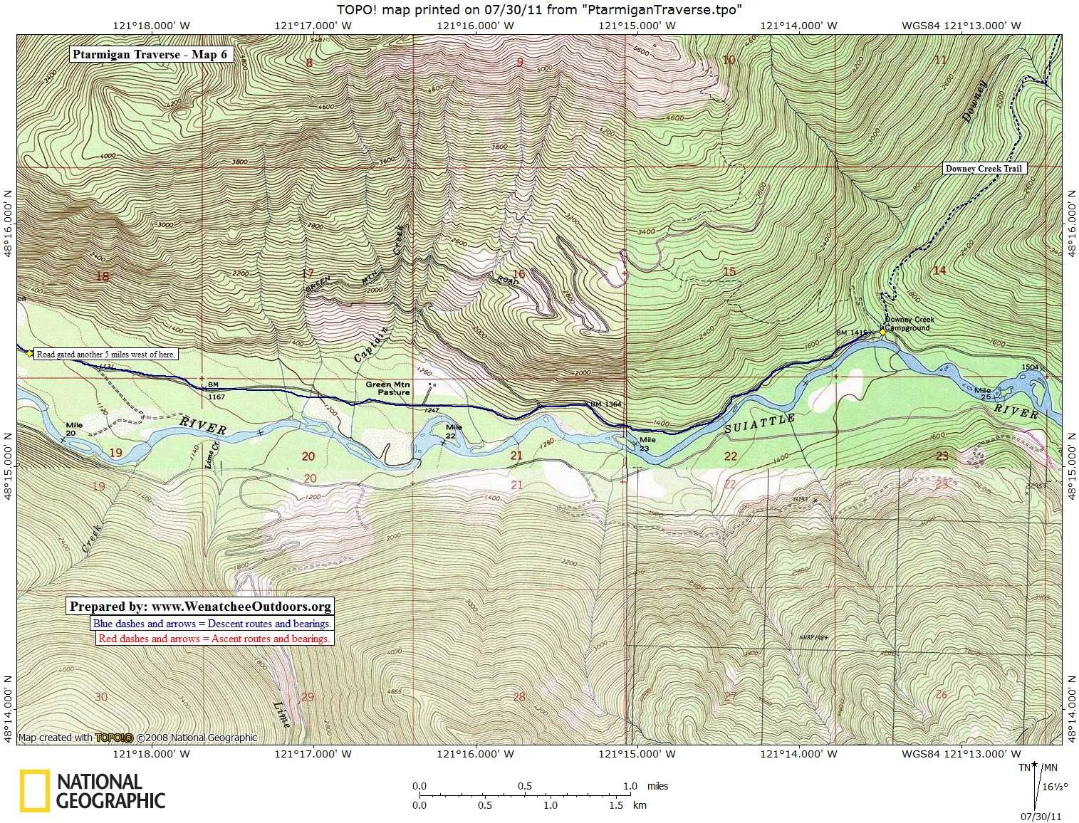 Ptarmigan--Map6