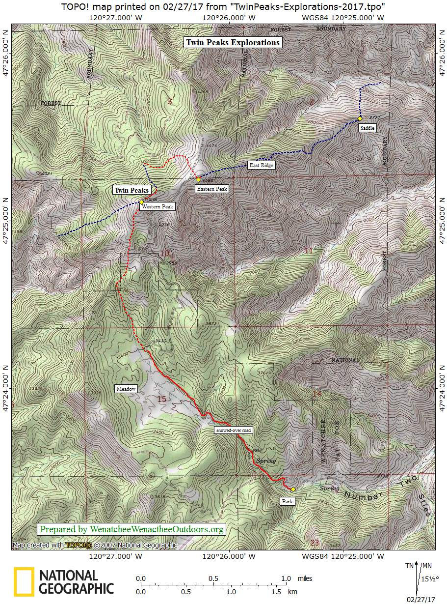Guidebook Wenatchee Outdoors Bald Eagle Photos Diagrams Topos Summitpost The